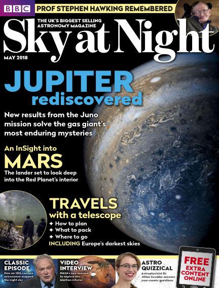 BBC Sky at Night April 19, 2018 00:00
