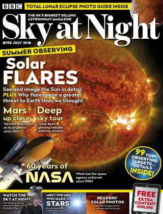 BBC Sky at Night July 2018