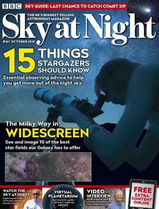 BBC Sky at Night October2018