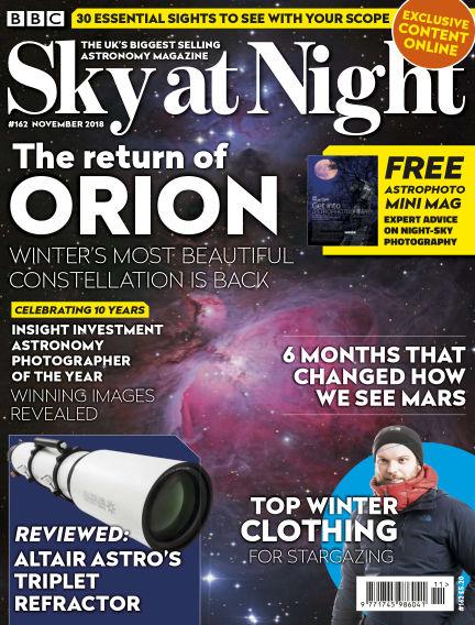 BBC Sky at Night October 24, 2018 00:00