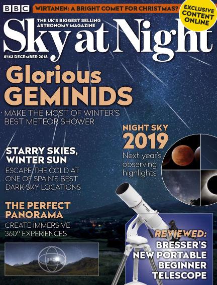 BBC Sky at Night November 15, 2018 00:00
