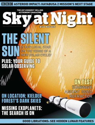 BBC Sky at Night May2019