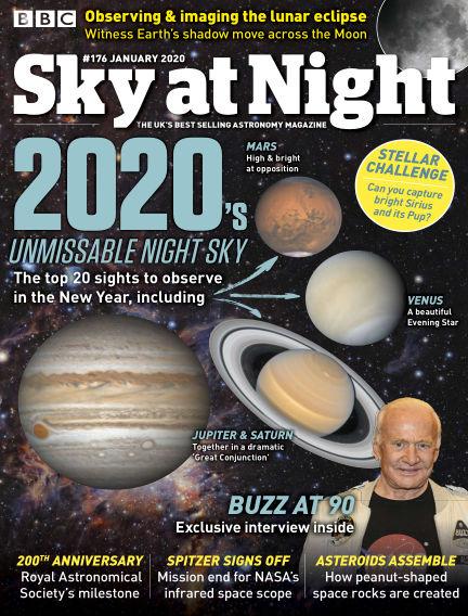 BBC Sky at Night December 19, 2019 00:00