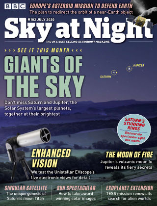 BBC Sky at Night July2020