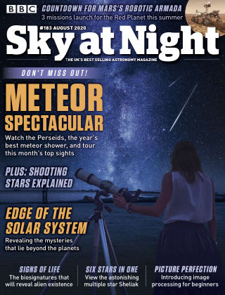 BBC Sky at Night August2020