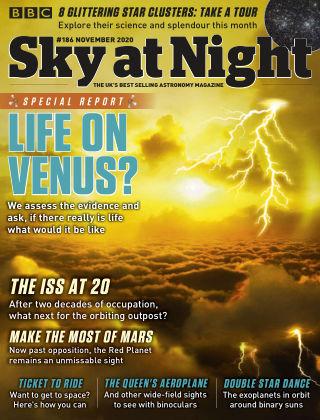 BBC Sky at Night November 2020
