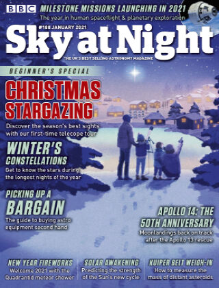 BBC Sky at Night January2021