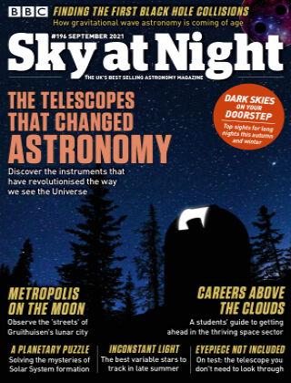 BBC Sky at Night September2021
