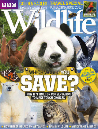 BBC Wildlife February 2015