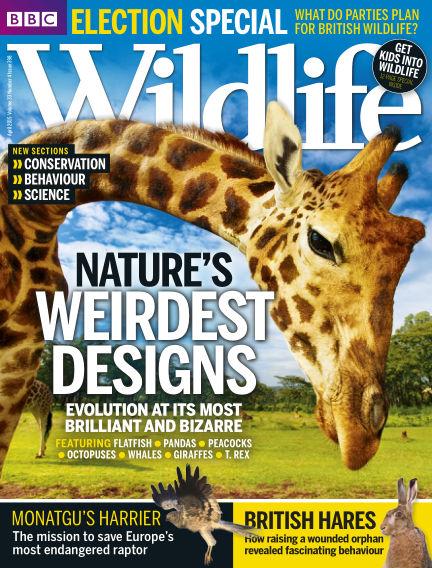 BBC Wildlife March 18, 2015 00:00