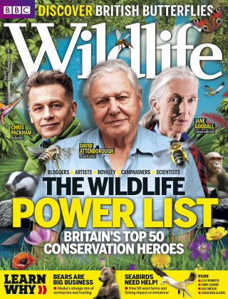 BBC Wildlife May 2015