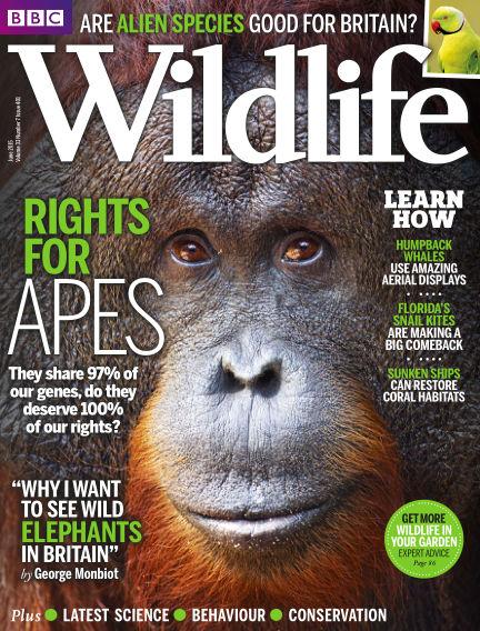 BBC Wildlife June 10, 2015 00:00