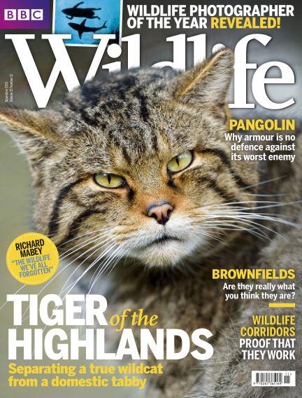 BBC Wildlife October 28, 2015 00:00