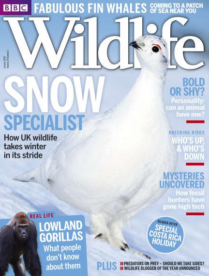 BBC Wildlife December 23, 2015 00:00