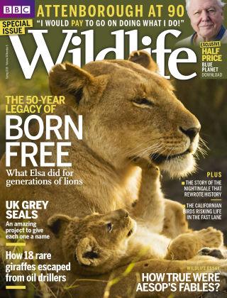BBC Wildlife Spr 2016