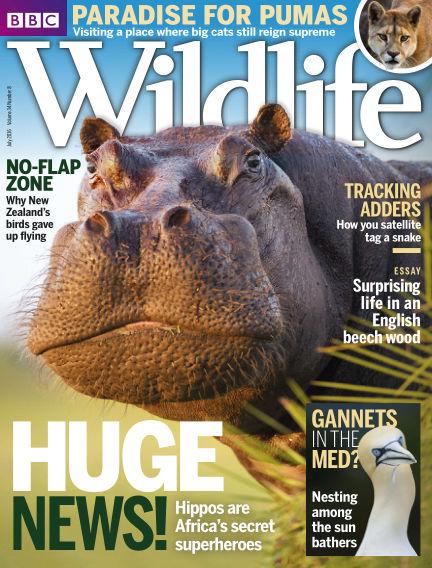 BBC Wildlife July 06, 2016 00:00