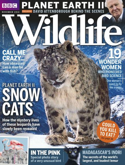 BBC Wildlife October 26, 2016 00:00
