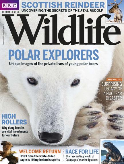 BBC Wildlife November 23, 2016 00:00