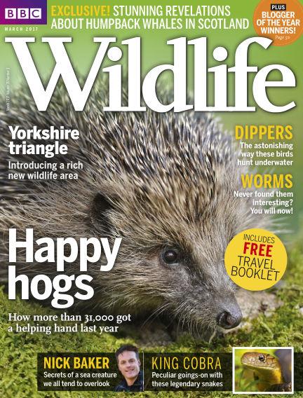 BBC Wildlife February 15, 2017 00:00