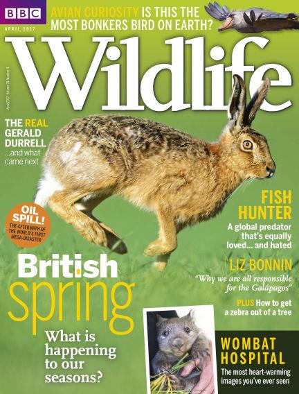 BBC Wildlife March 15, 2017 00:00