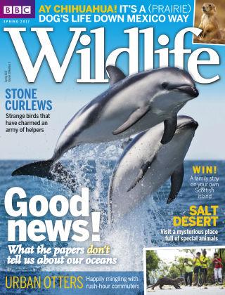 BBC Wildlife Spr 2017