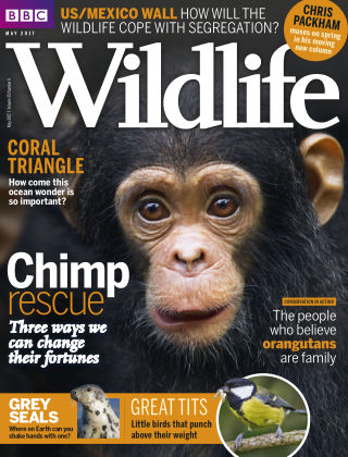 BBC Wildlife May 2017