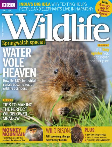 BBC Wildlife June 07, 2017 00:00