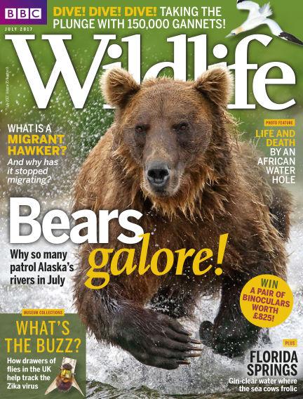BBC Wildlife July 05, 2017 00:00