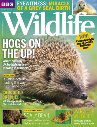 BBC Wildlife April 2018