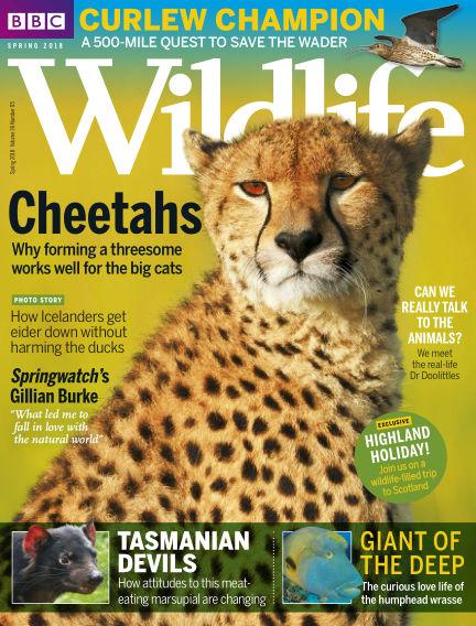 BBC Wildlife April 11, 2018 00:00