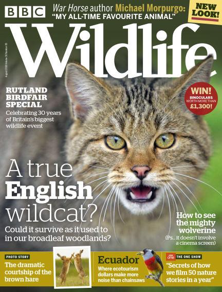 BBC Wildlife August 01, 2018 00:00