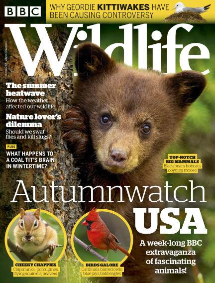 BBC Wildlife September 26, 2018 00:00
