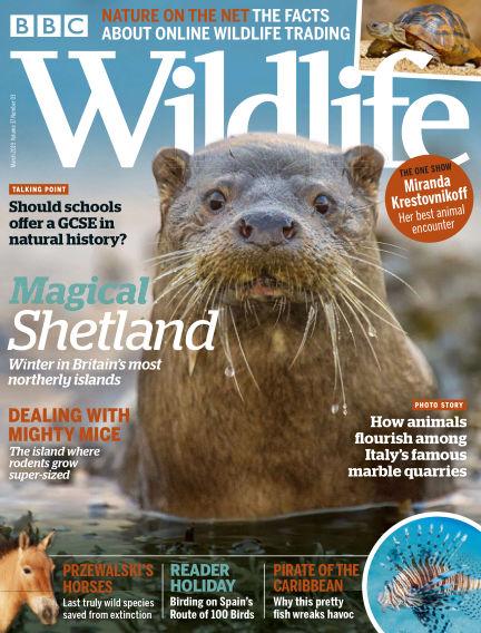 BBC Wildlife February 14, 2019 00:00