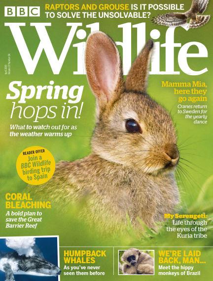 BBC Wildlife March 14, 2019 00:00