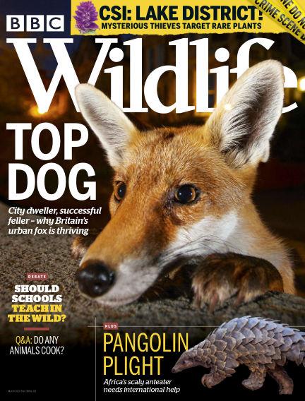 BBC Wildlife February 13, 2020 00:00