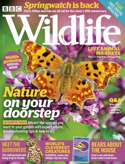 BBC Wildlife June 04, 2020 00:00