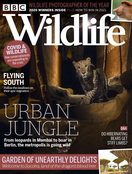 BBC Wildlife October 22, 2020 00:00