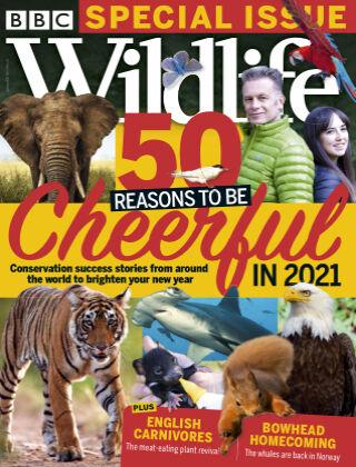 BBC Wildlife January2021