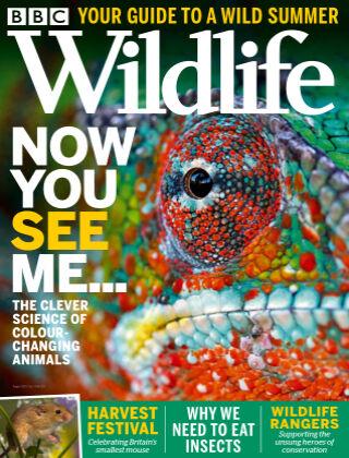 BBC Wildlife August-21 Issue 481