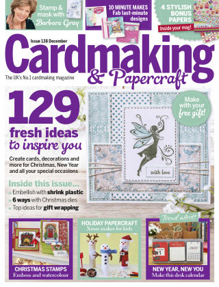 Cardmaking and Papercraft Dec 2014