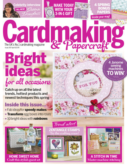 Cardmaking and Papercraft March 24, 2015 00:00
