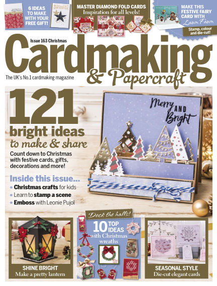 Cardmaking and Papercraft October 27, 2016 00:00