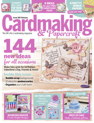 Cardmaking and Papercraft Feb 2017