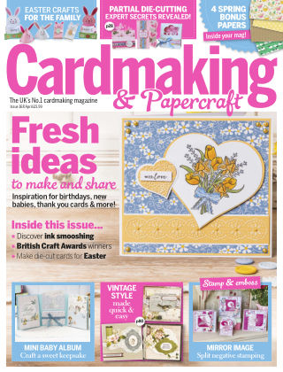 Cardmaking and Papercraft Apr 2017