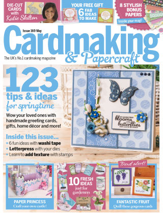 Cardmaking and Papercraft May 2017