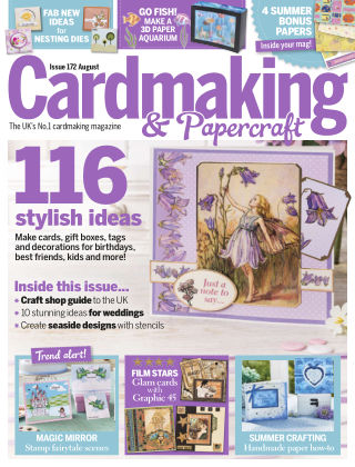 Cardmaking and Papercraft August 2017