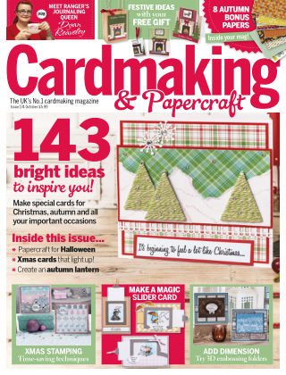 Cardmaking and Papercraft October 2017