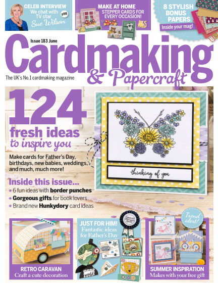 Cardmaking and Papercraft May 10, 2018 00:00