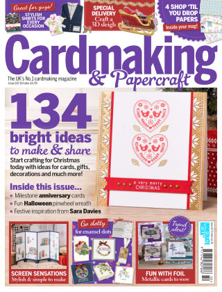 Cardmaking and Papercraft October2018