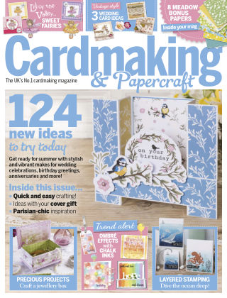 Cardmaking and Papercraft June2019